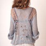 Bluza lejera crosetata5