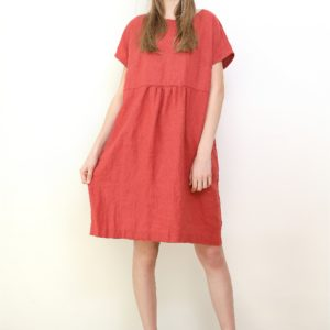 rochie coral 1